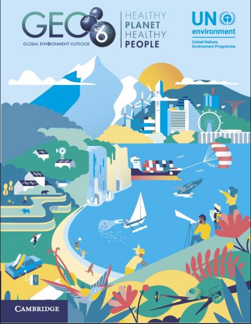 Visit the UNEP Website and download the full report  HERE