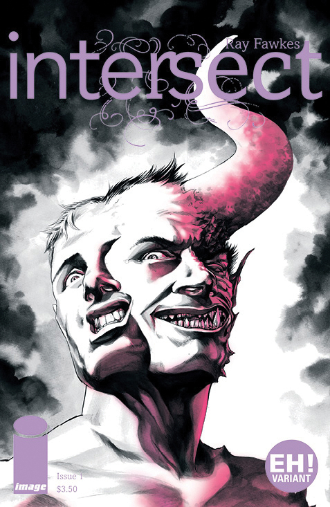 Intersect #1 EH! variant, Image Comics