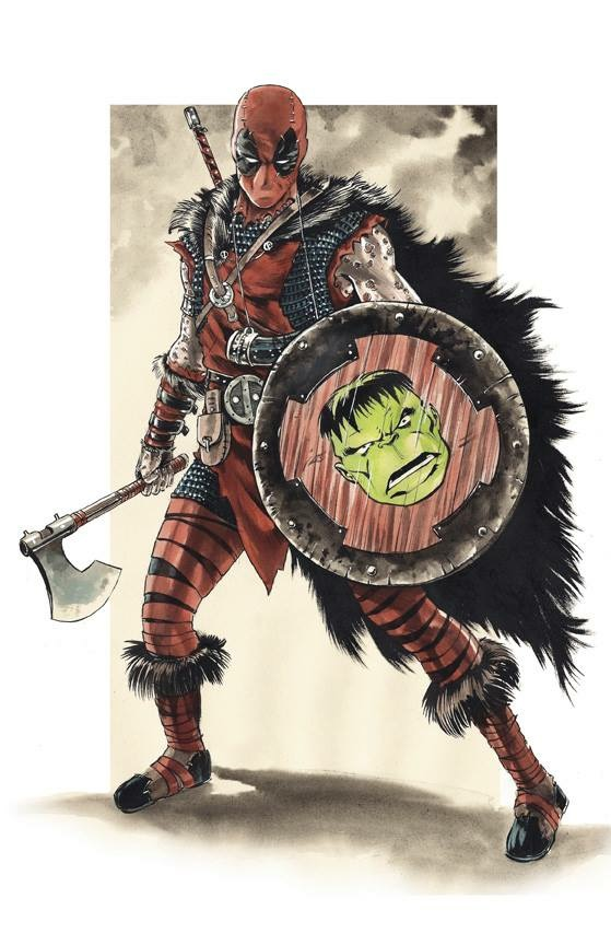 Viking DeadPool, 2015