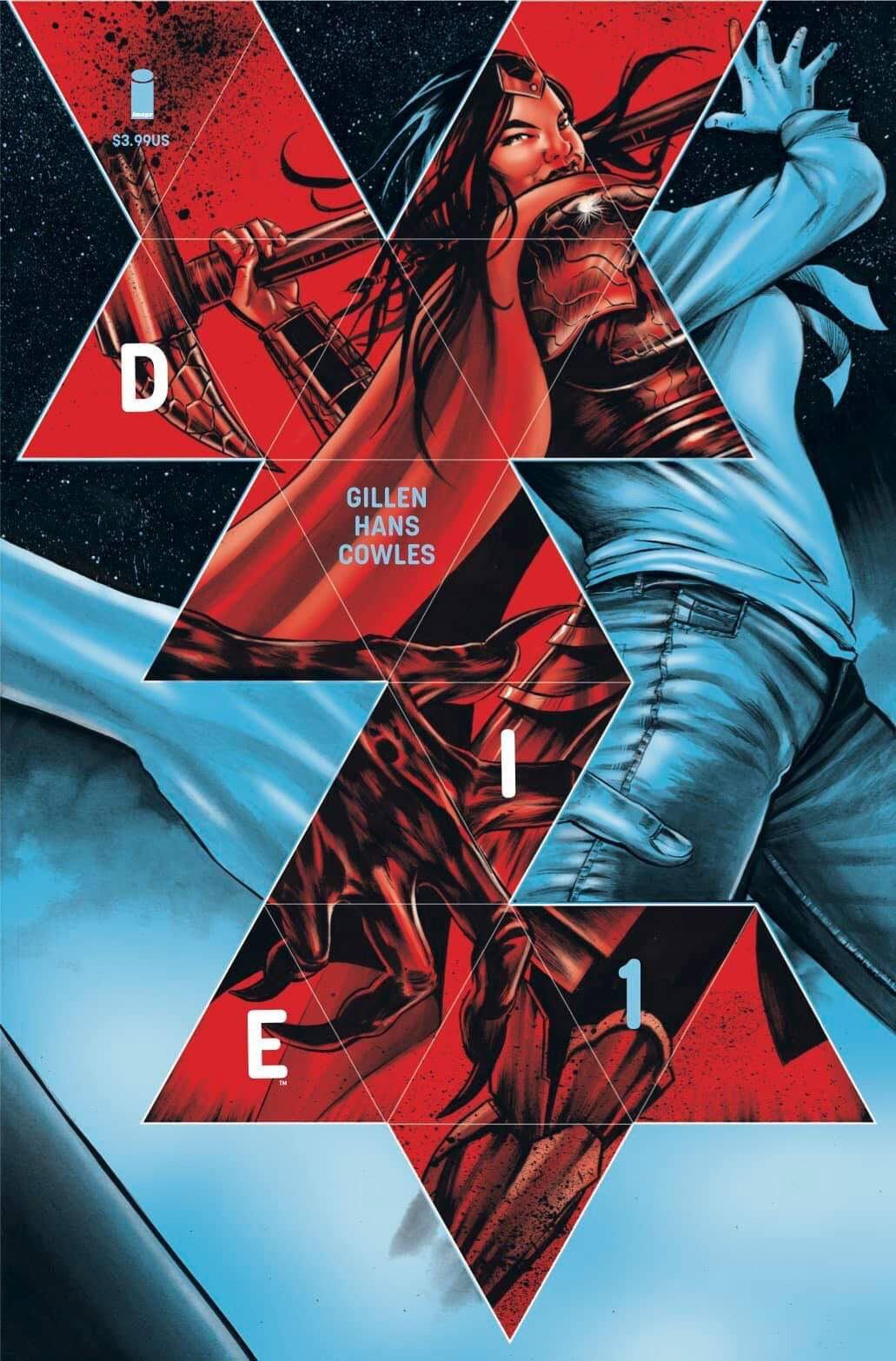 Die #1 variant, Image Comics