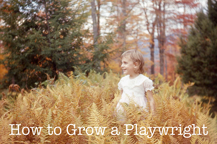 How to Grow a Playwright