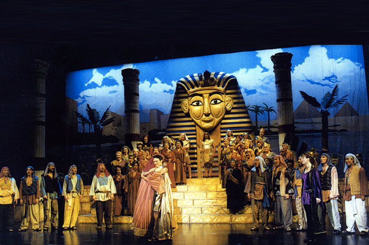 Joseph and the Amazing Technicolor Dreamcoat   by Andrew Lloyd Webber & Tim Rice
