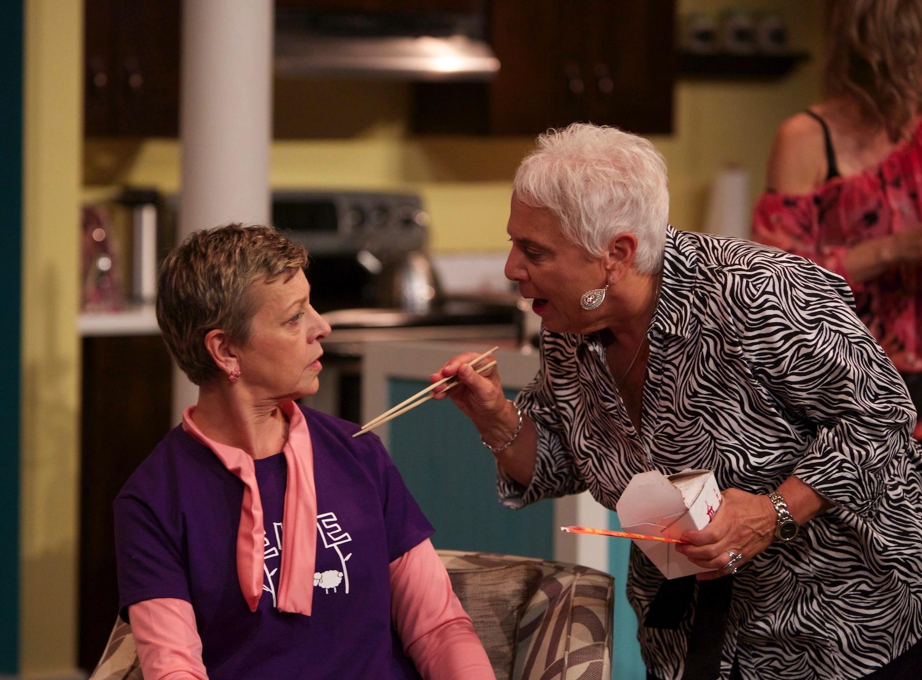 TFOE Patty and Joyce with chopsticks.jpg