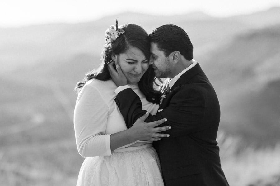 ALEX & BETO Ft. Davis Texas Wedding