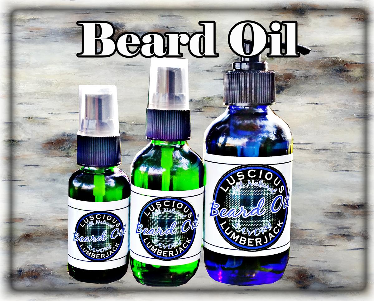 Beard Oil Banner