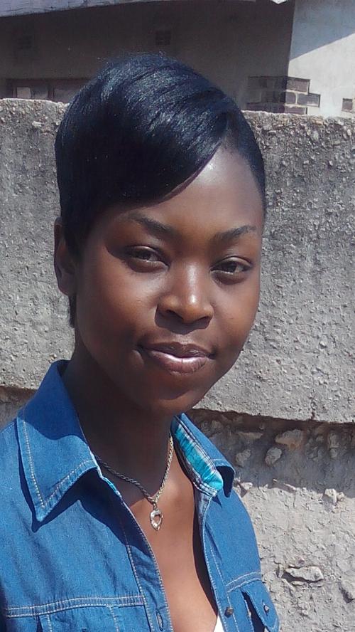 Dorcas  Nursing Student,  Zimbabwe