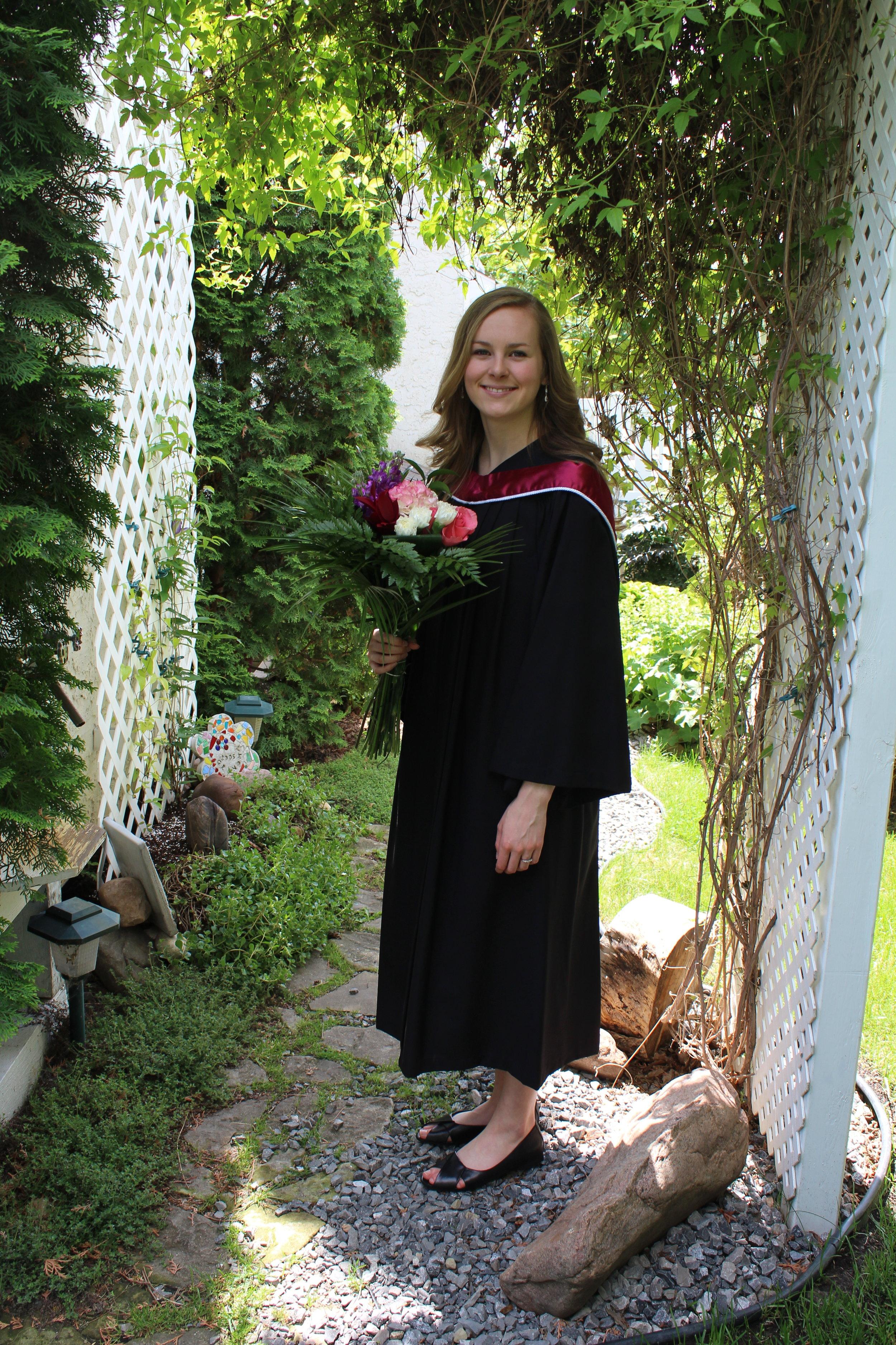 Emily  Novice Nurse,  Canada
