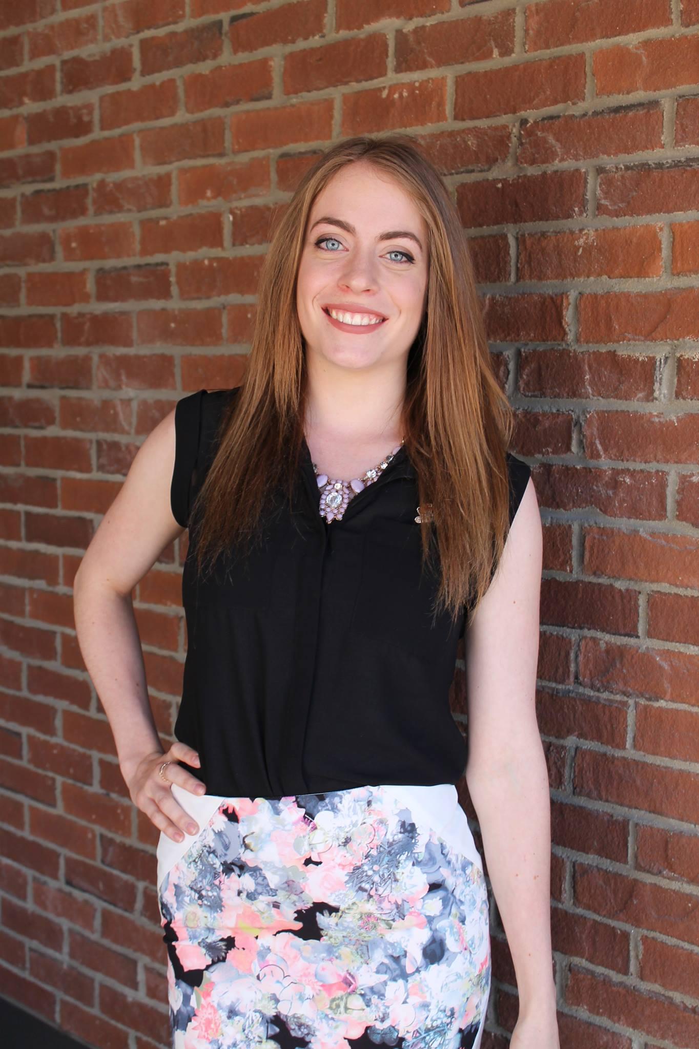 Alyssa Riddle   Treasurer 2017-2018  Novice Nurse- Edmonton, Canada  Pediatric Nursing