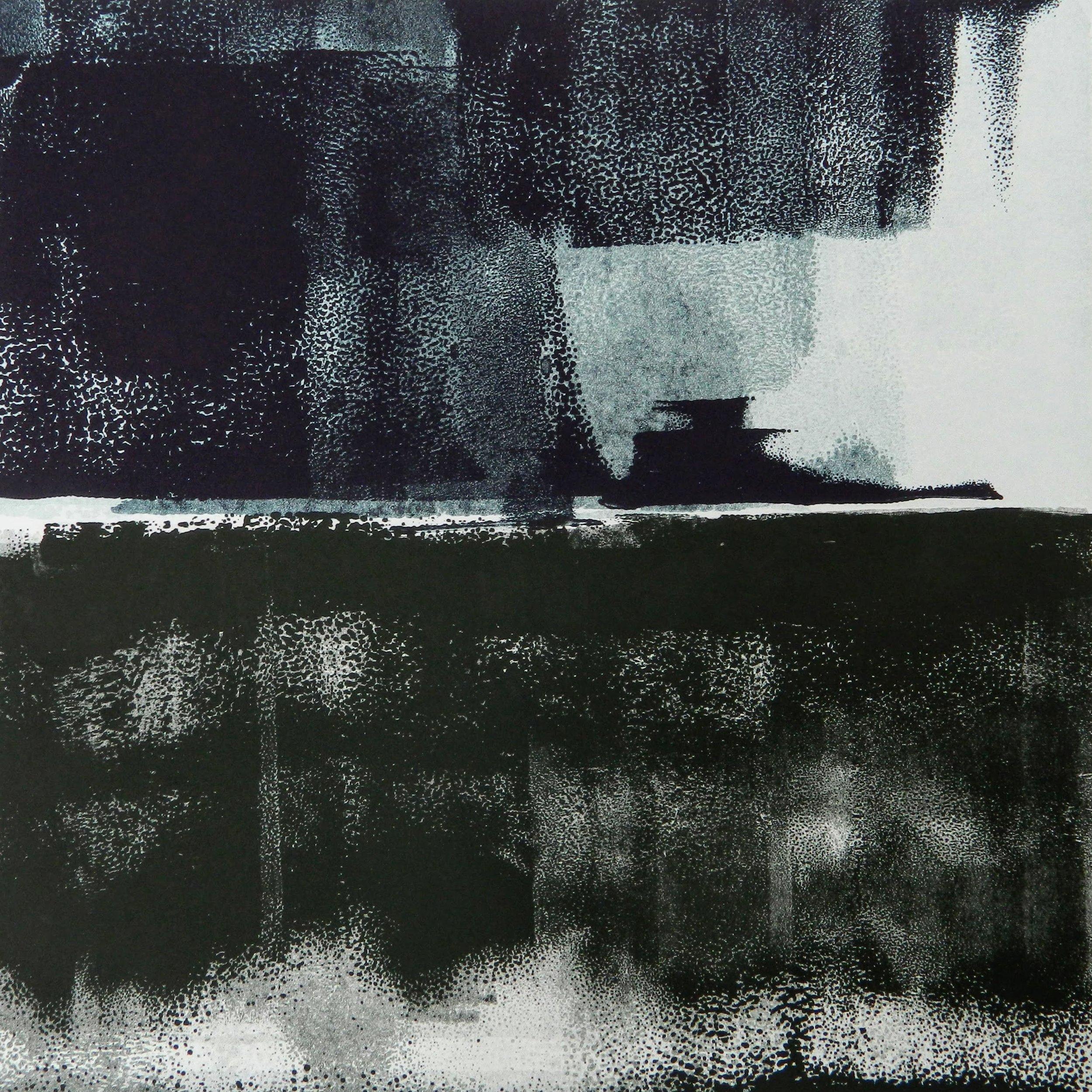 Through Black V