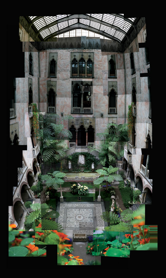 DS Mangus  Courtyard Composite , 2013