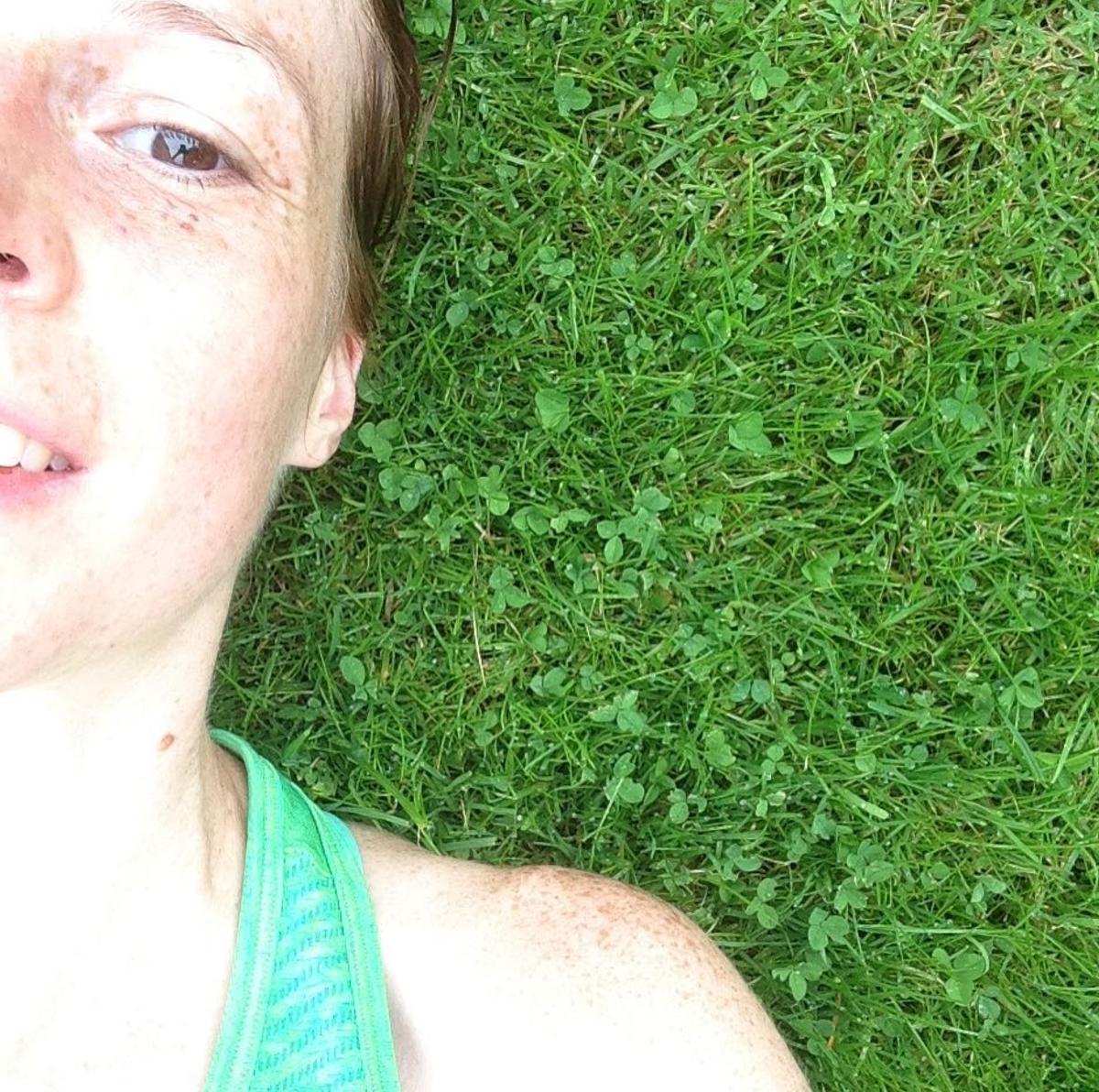 Green Grass Runner
