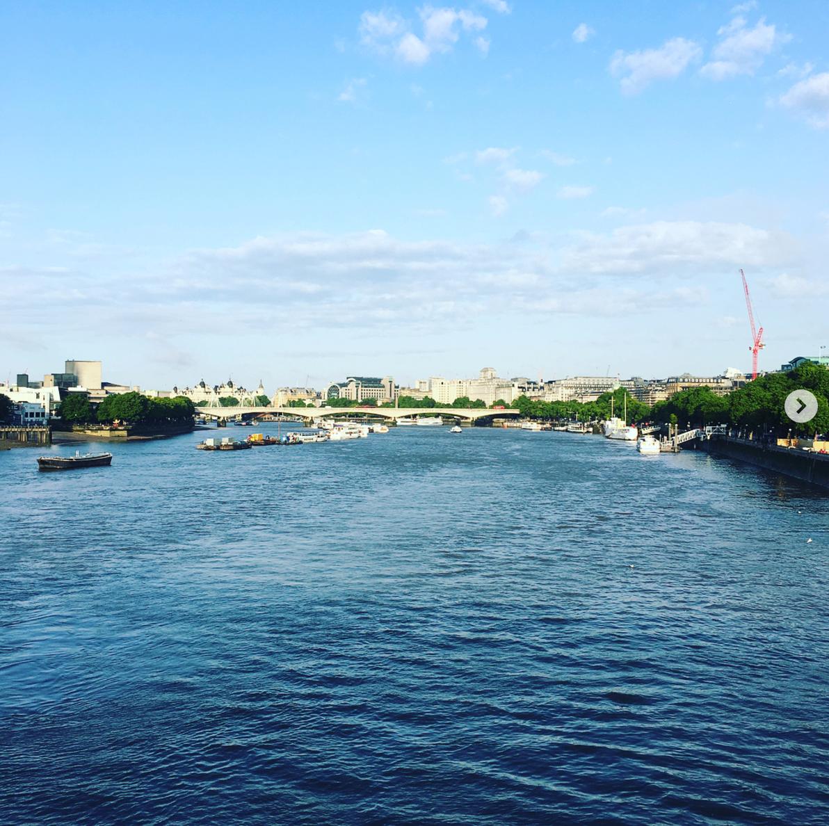 London Bridge View Blackfriars