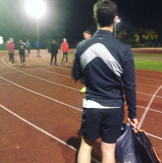 Soar Running Track Mens