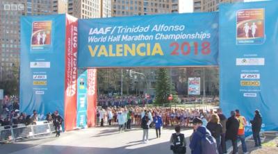 valencia running