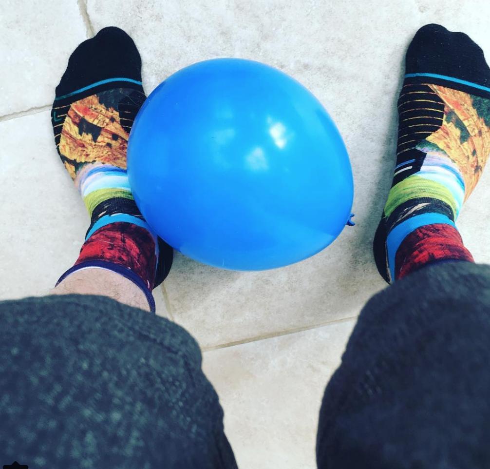 stance socks birthday