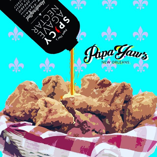 #spicyagave Fried Chicken ..the real #mvp #instagood #picoftheday #friedchicken #spicyhoneychicken #spicyagavechicken #sweet #tasty #eat #instafood #papayaws #foodie #food #delish #nomnom #spicy #agavenectar #spicyhoney #lunch #dinner @williemaesnola