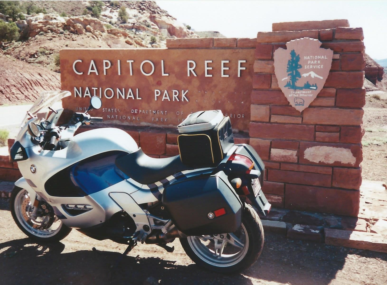 Capital Reef National Park 1999 BMW K1200RS.jpg