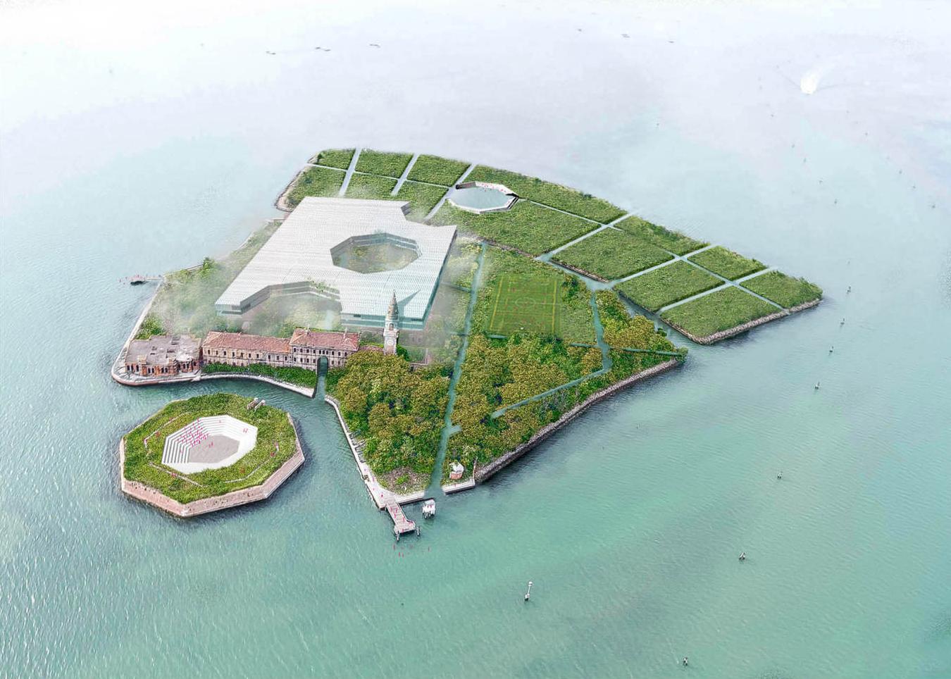 University Island