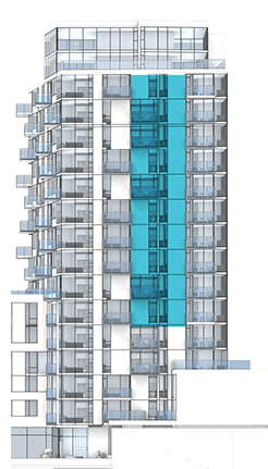 ELEVATION L7-L15