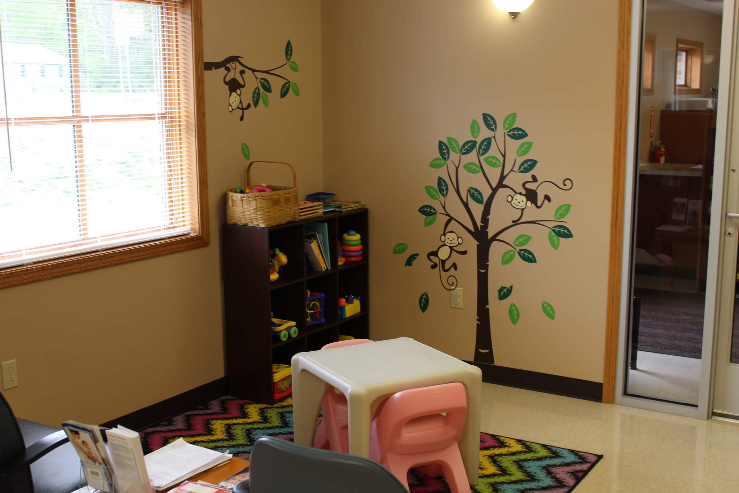 Harman WV Exam Room Doctor Medical Health Pendleton Community Care