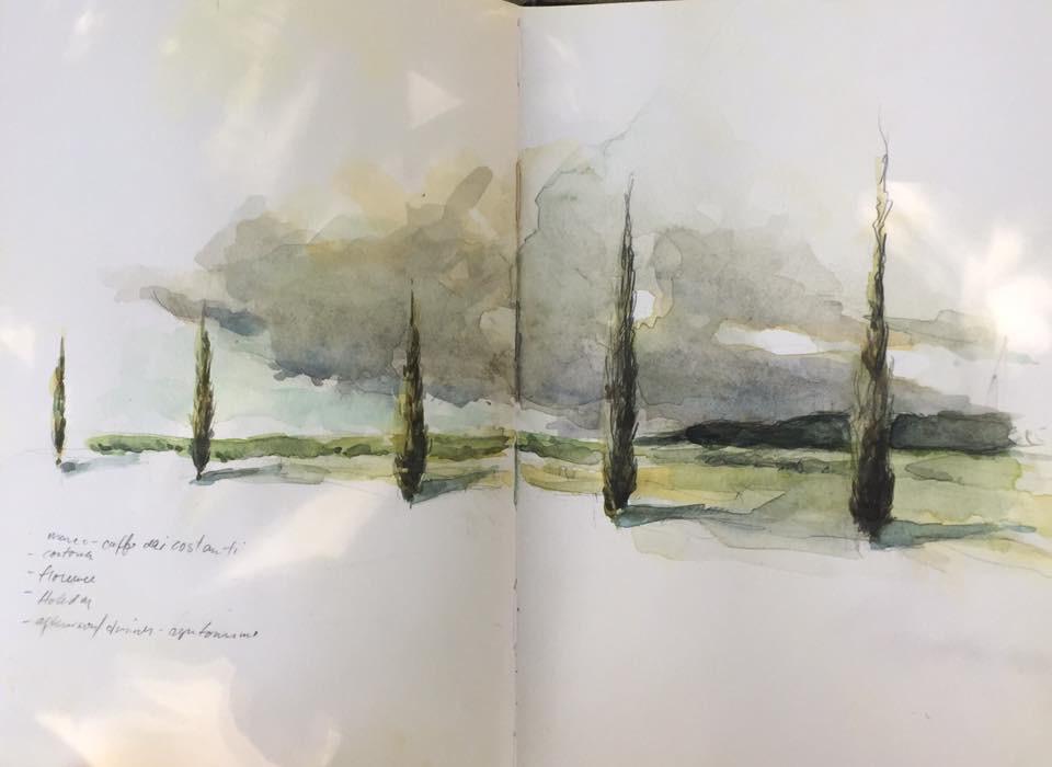 Italy Sketchbook