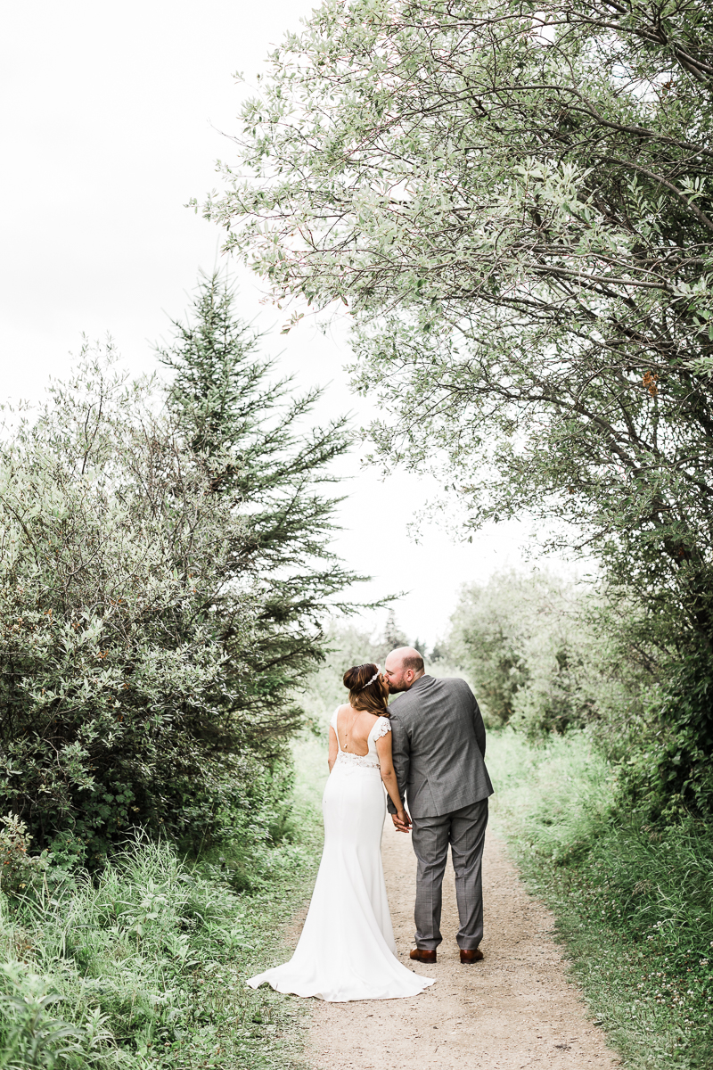 View Bride and Groom - Clear Lake Manitoba