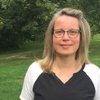 Cindy Castro,  Pilates instructor