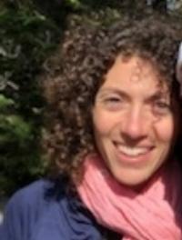 Ariadne Drakonakis-Kambas,  yoga instructor & massage therapist