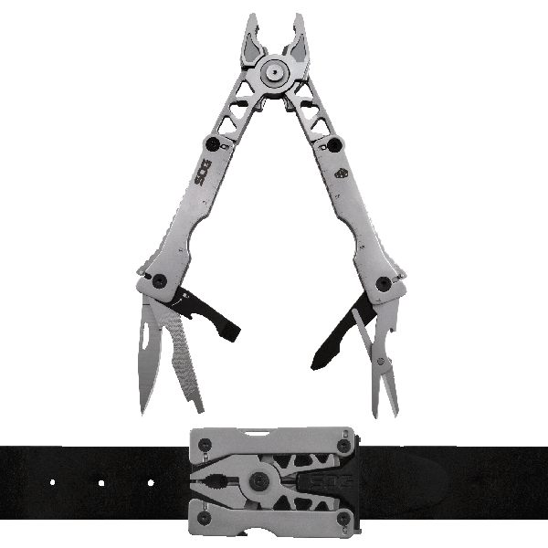 sog sync belt buckle multi-tool