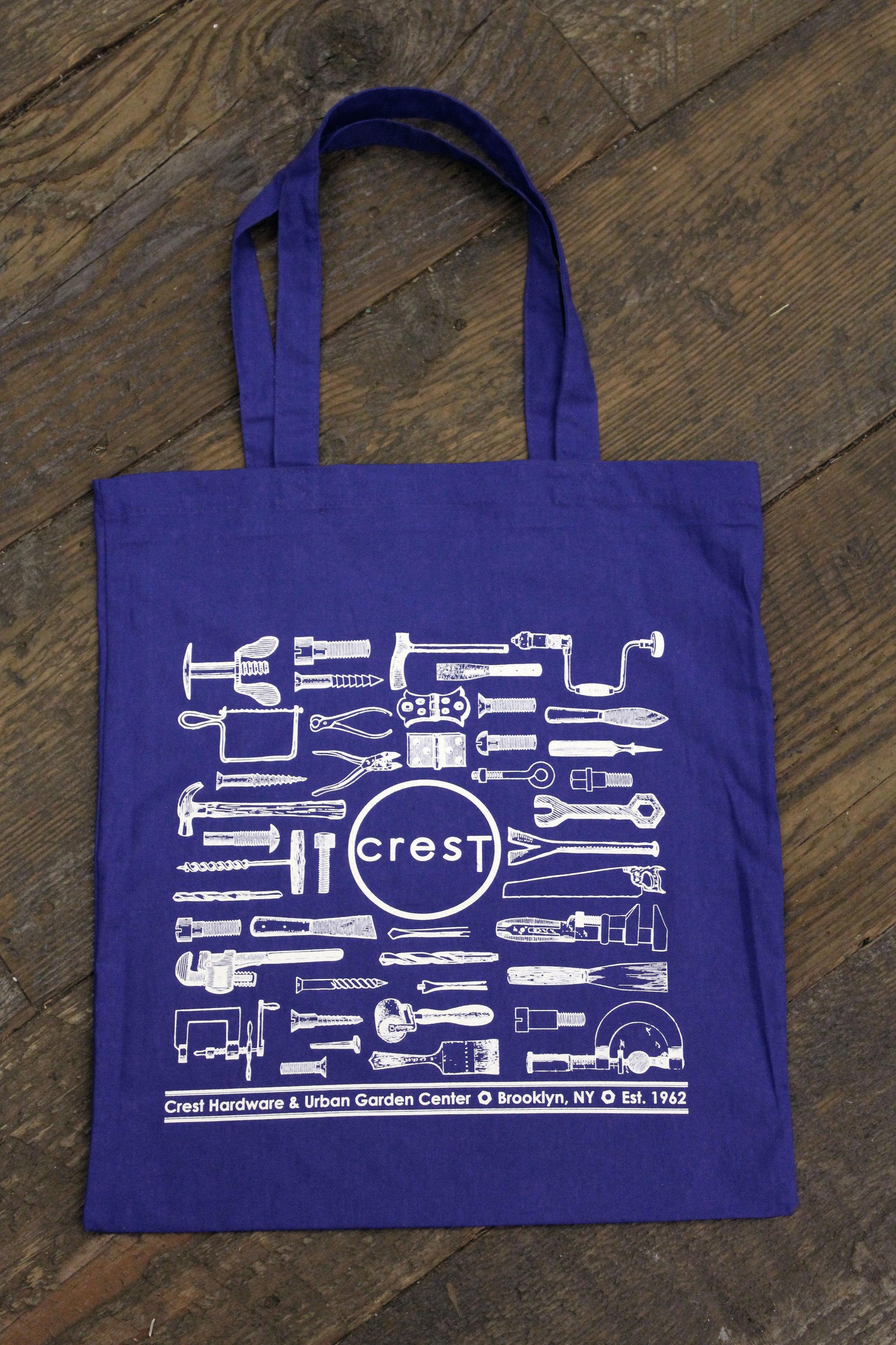 Classic Tools Tote Bag