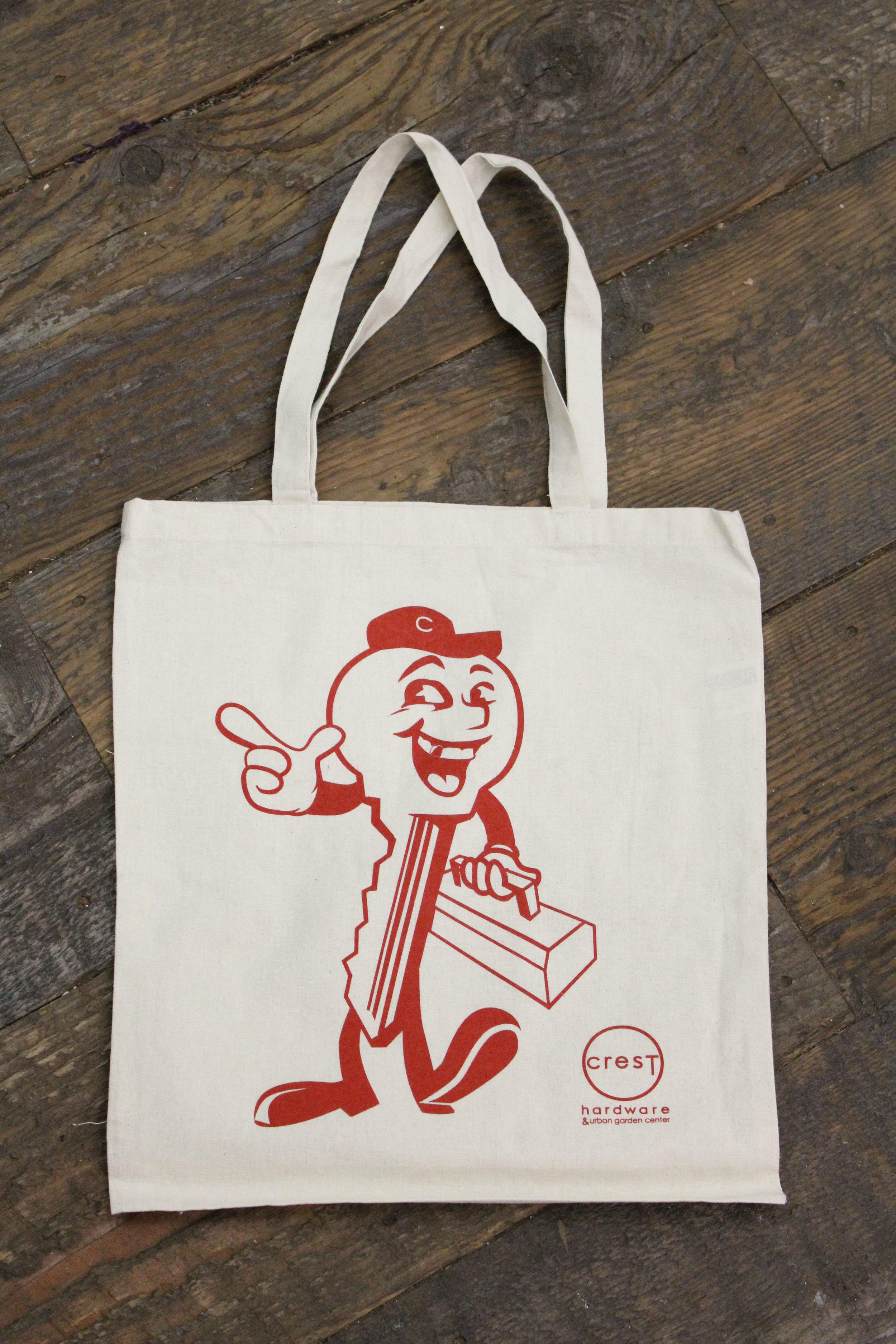 Key Guy Tote Bag