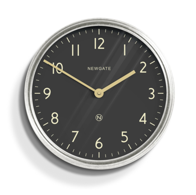 newgate clock the spy