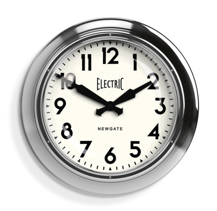 50's electric clock