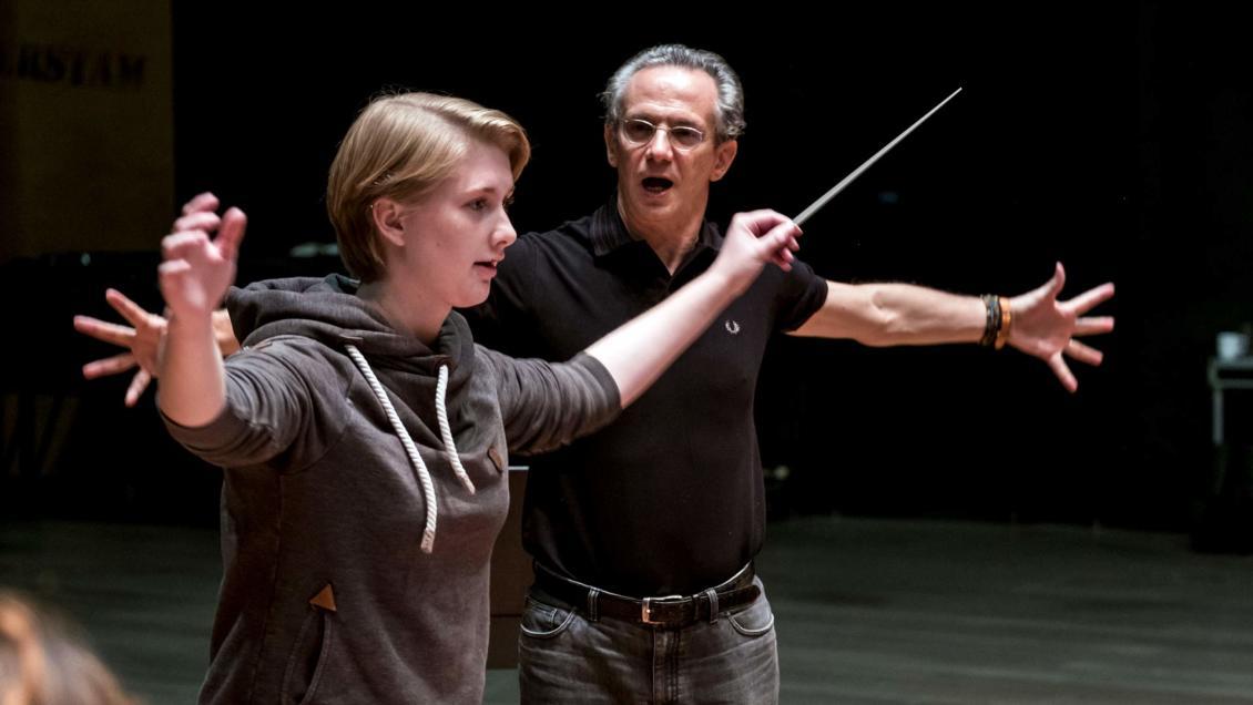 De Unge Dirigenter (DR P2)