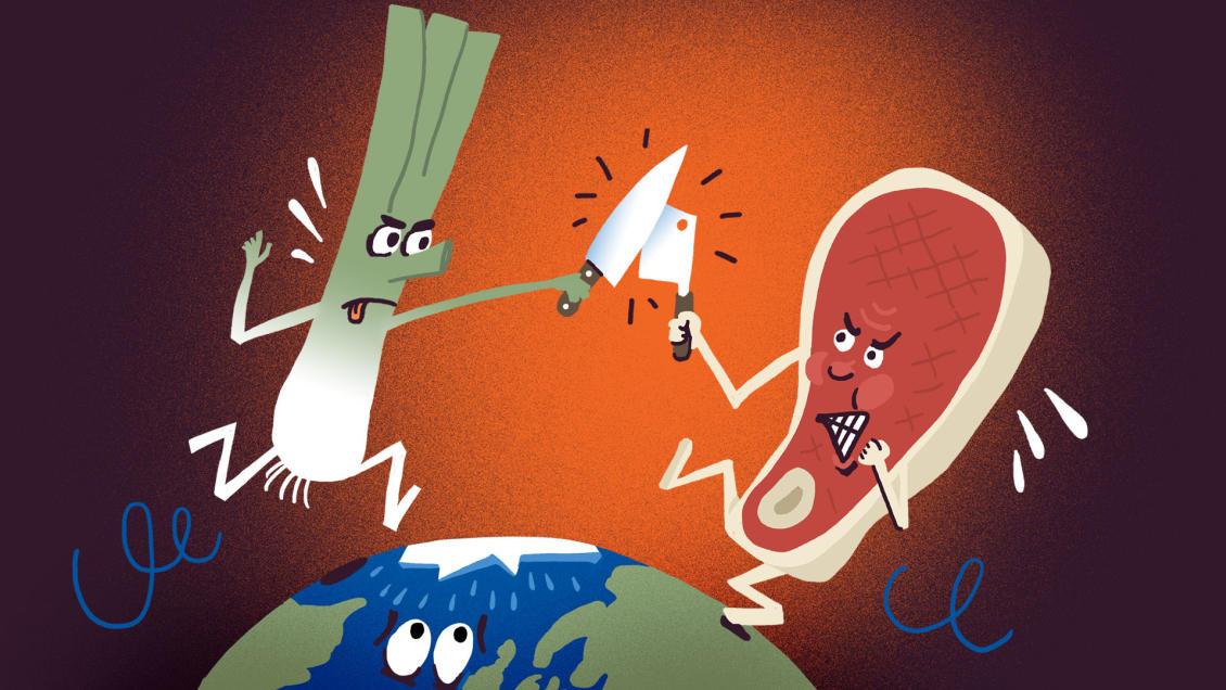 Kødkrigen (DR P1)