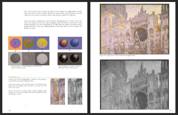 excerpt from: The Art of Composition by Trinka Margua Simon, Copyright © 2008 ISBN 978-0-615-23934-7