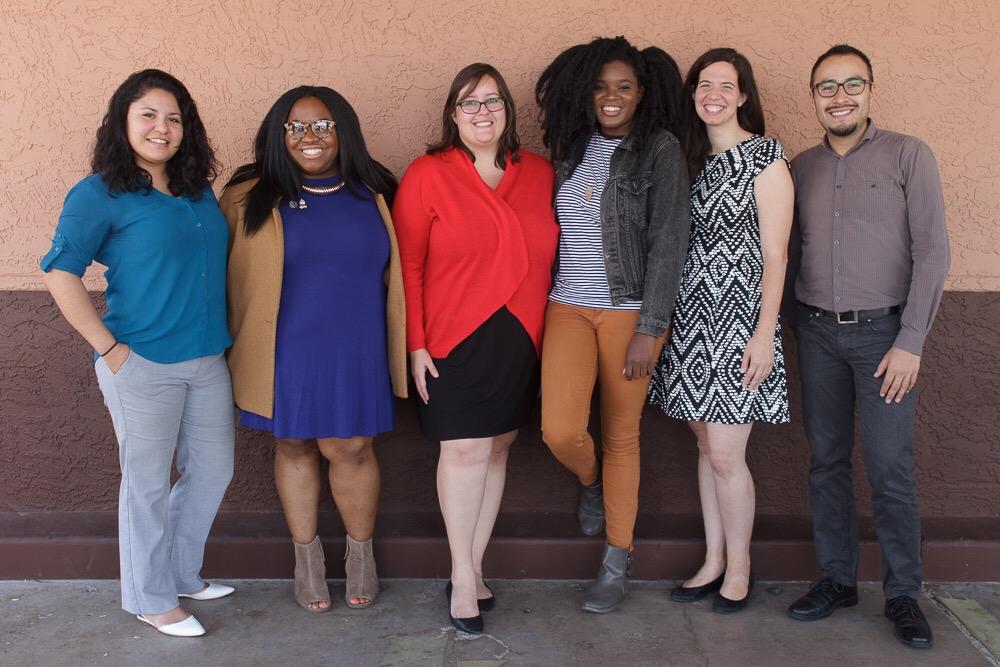 May 2017: Public Allies Arizona Program Managers