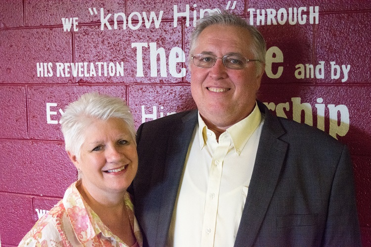 """PASTOR BRUCE & TERRI MULBERRY    Bruce and Terri Mulberry have been in full-time Christian ministry since 1980 serving as pastoral staff, missionaries, and in traveling ministry.  Bruce shares his pastoral gifts by ministering to many who are in crisis as well as to those living successful lives.  By """"holding their hearts"""" and assisting them through relational conflicts and compulsive behaviors as well as setting goals and seeking God's blessings for their future lives, Bruce and Terri bring Biblical truths into practical daily living.Bruce is a regional coordinator with Family Foundations, International providing leadership from Maine through Virginia. In 2006, Bruce and Terri began At Liberty to help facilitate their ministry with FFI, and to minister to individuals and churches throughout the northeastern United States .  Bruce and Terri believe it is their calling to help establish a culture of blessing and to serve as watchmen on the wall assisting and keeping a focus on Biblical truths. By restoring foundations and building correct walls of protection we experience """"safe hearts that are truly free"""" to release the Culture of Blessing—generation to Generation!"""