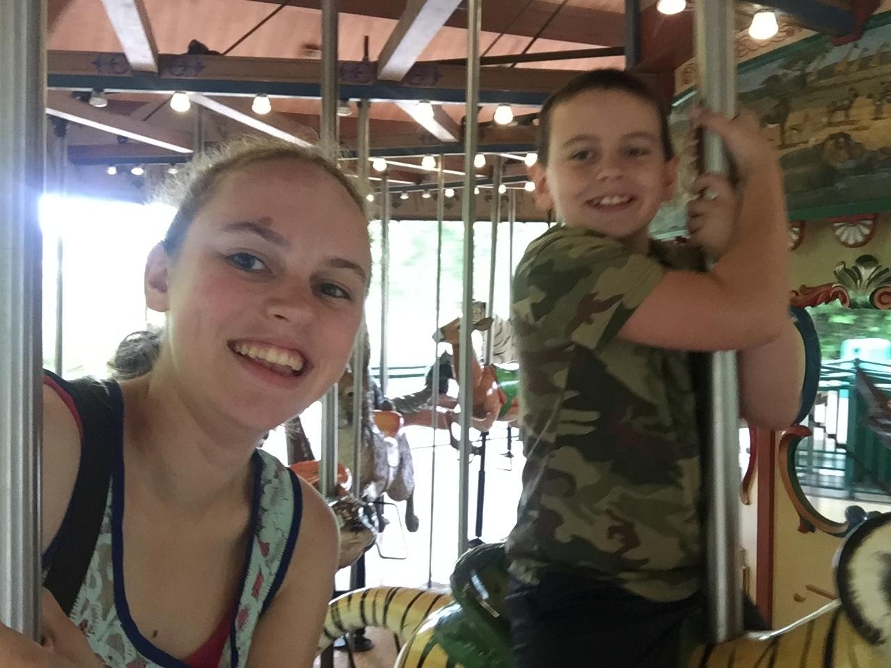 Zoo selfie!