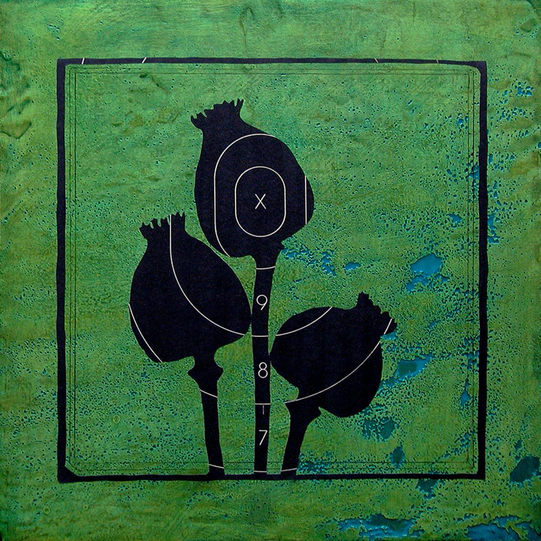 Field of Dreams / 18 x 18 / Original Sold