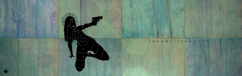 Love Will Conquer II / 36 x 96 / Original Sold