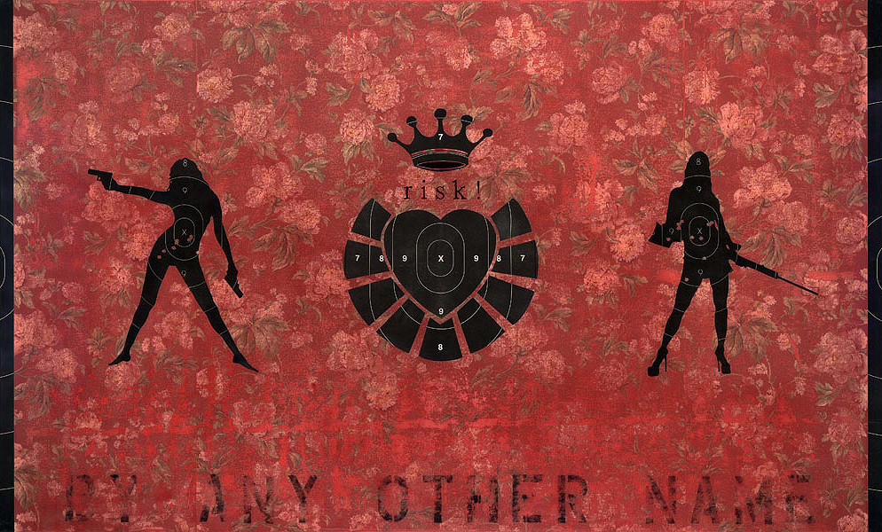 By Any Other Name / 45 x 75 / Original Sold