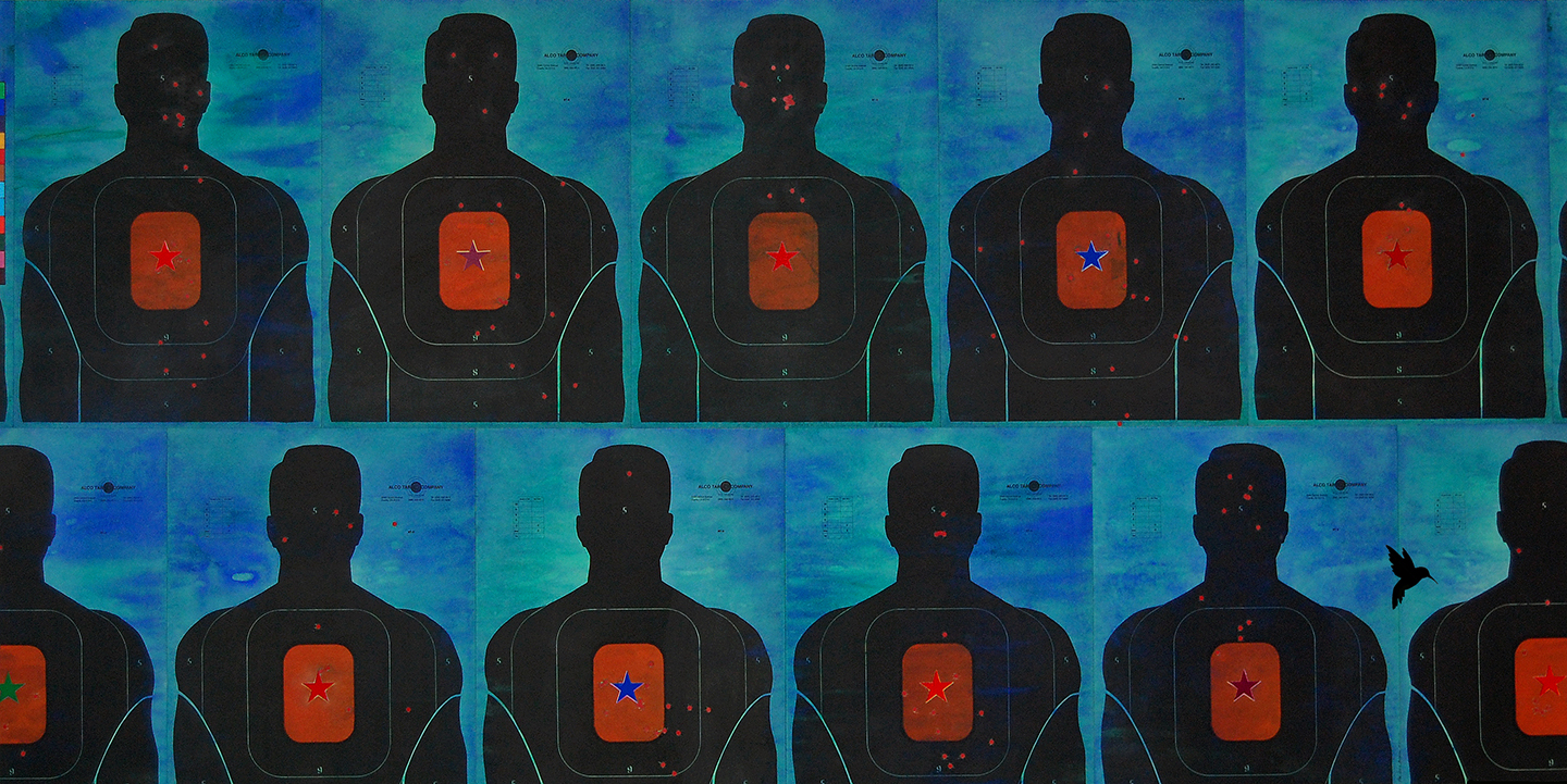 .40 Caliber Nectar / 48 x 96 / Original Sold