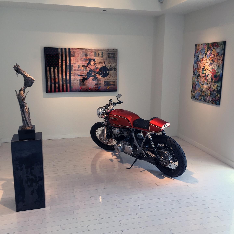 Hall Spassov Gallery / Seattle, WA