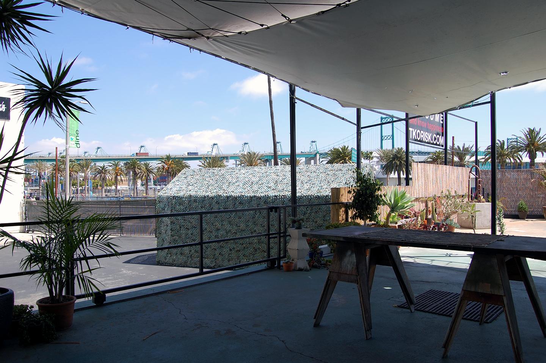 Harbor Studio Deck