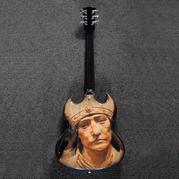 Gibson SG X (Back)