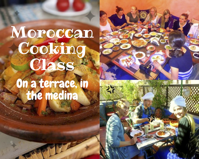MOROCCAN COOKING CLASS