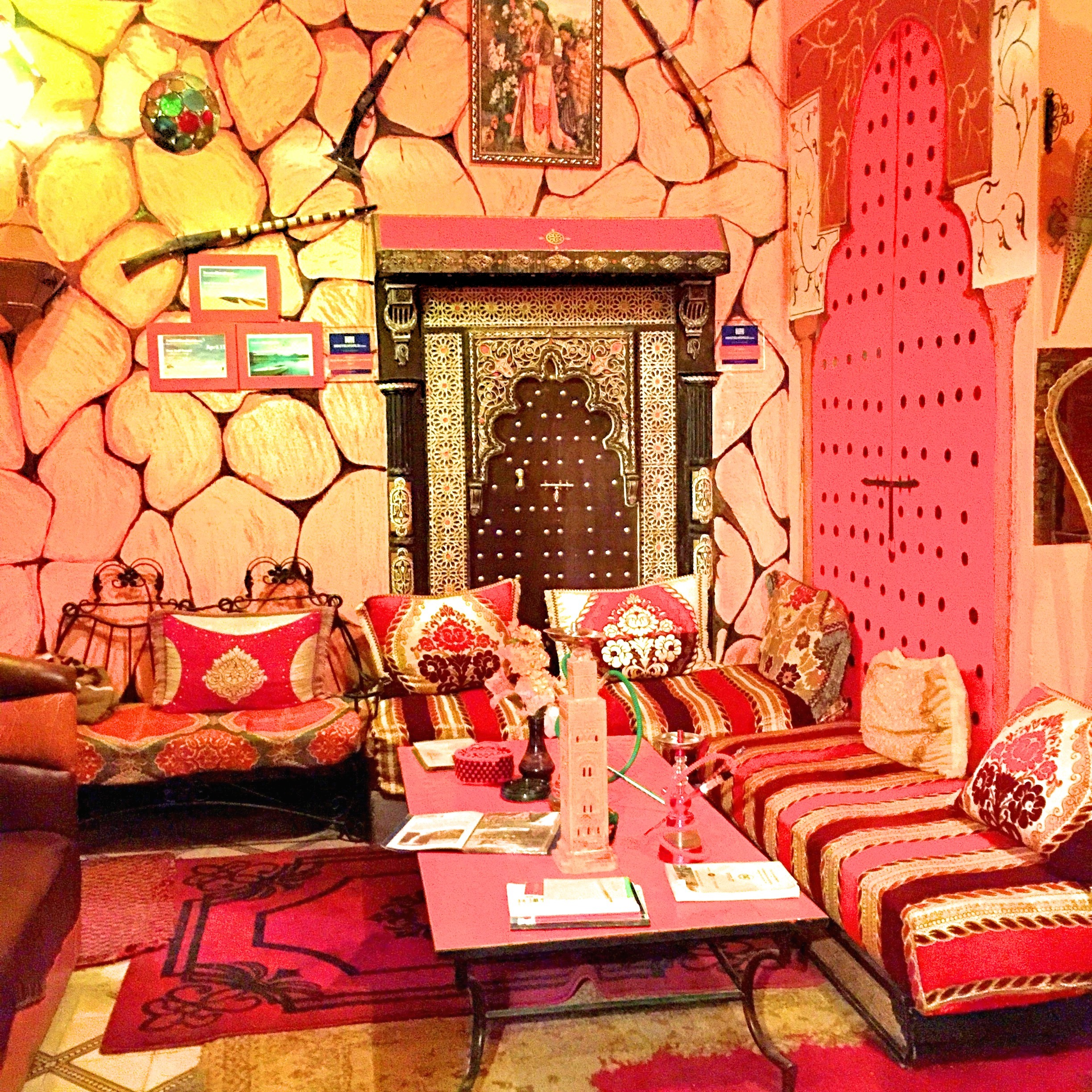 hostel riad marrakech