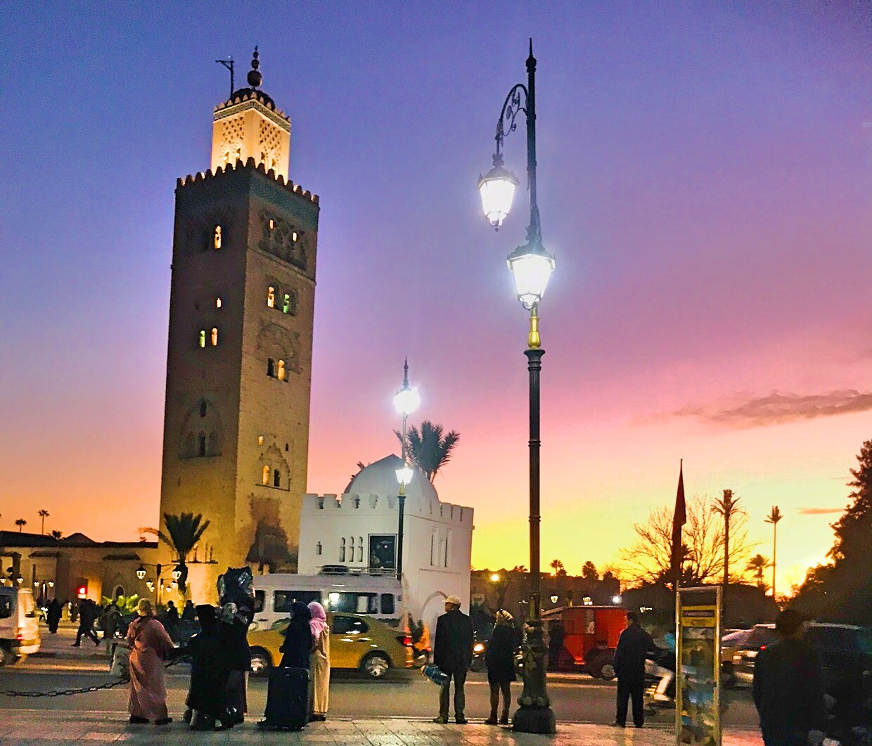 HALF-DAY GUIDED VISIT OF THE MARRAKECH MEDINA