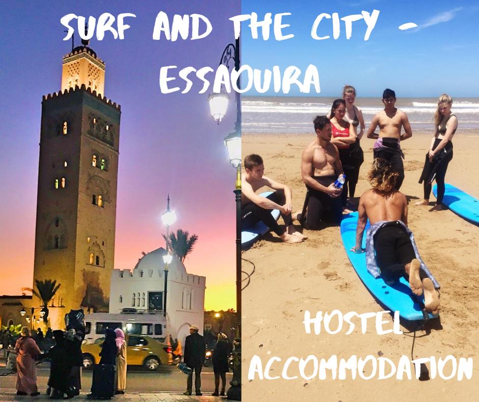 LOCATIONS: MARRAKECH ; ESSAOUIRA